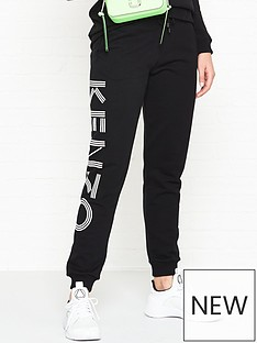 kenzo-logonbspsport-jogging-pants-black