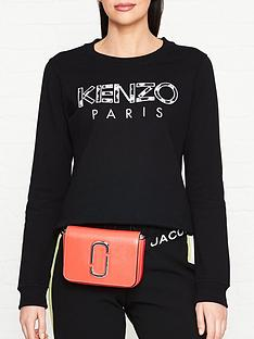 kenzo-floralnbsplogo-sweatshirt-black