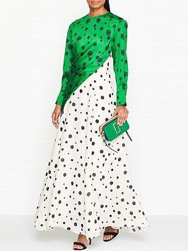 kenzo-long-sleeve-mock-overlay-maxi-dress-multi
