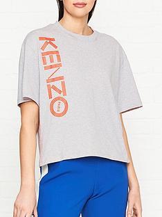kenzo-boxy-logo-t-shirtnbsp--grey-marl