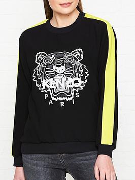kenzo-soft-tiger-embroidered-sweatshirt-black