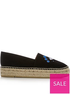 kenzo-embroidered-eye-espadrilles-black