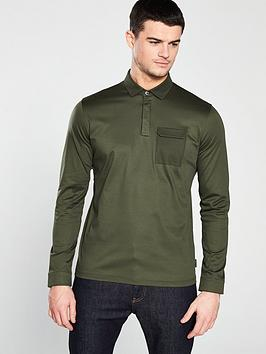 ted-baker-ted-baker-long-sleeve-polo-shirt-khaki