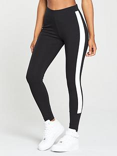 the-north-face-legging-blackwhite
