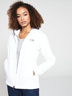 THE NORTH FACE Quest Jacket - White 6b5a30f78