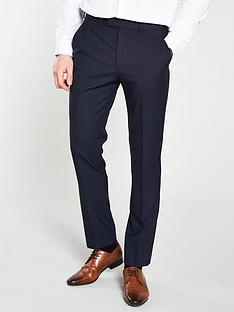 ce23c7714 Ted Baker Sterling Check Suit Trouser - Navy