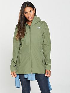f068844cd4c8 THE NORTH FACE Hikesteller Parka Shell Jacket - Green