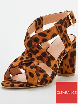 v-by-very-bianca-wide-fit-strappy-round-heeled-sandals-leopard-print