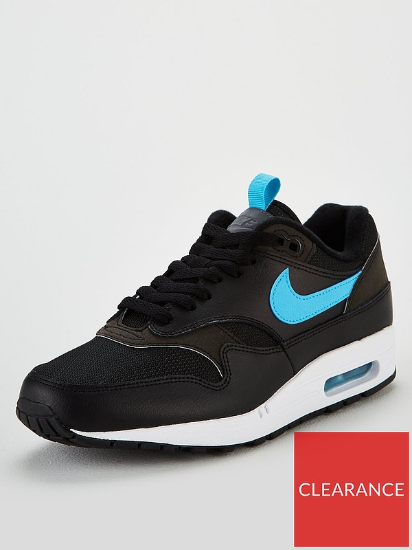 Air Max 1 Gel BlackBlue