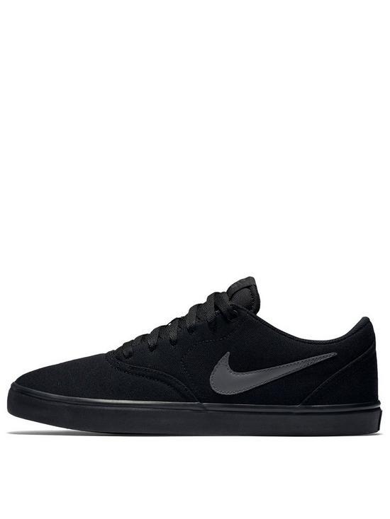 buy online 61280 7bc0a Nike SB Check Solar Canvas