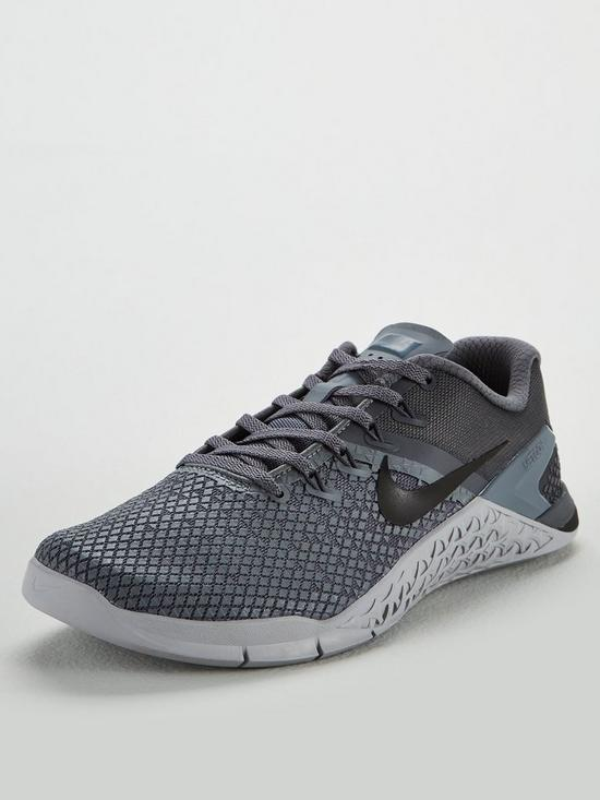 best sneakers 2784b e54cc Nike Metcon 4 XD - Grey   very.co.uk