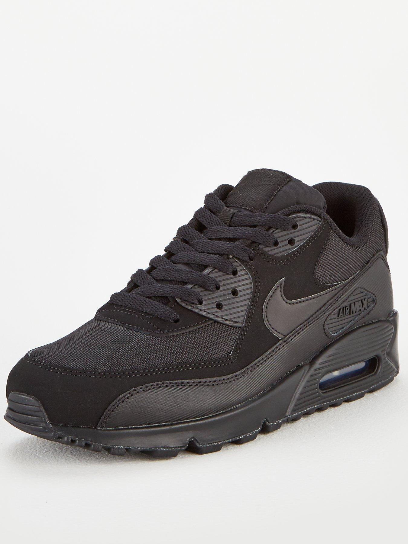 Discount Nike Air Max 90 Deluxe Seude Grey Womens Trainers
