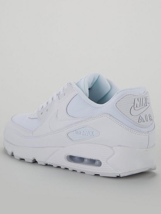 442c96cc3902a ... Nike Air Max 90 Essential - White. Purchased 9 times in the last 48 hrs.