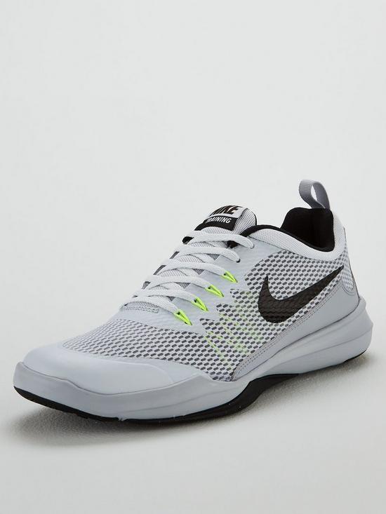 d1dc0ce8e Nike Legend Trainers - Grey Black