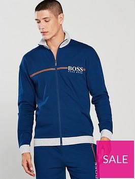 boss-authentic-zip-lounge-top-blue