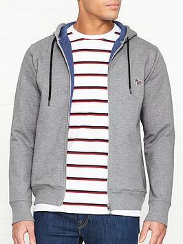 ps-paul-smith-zip-through-zebra-logo-hoodienbsp--grey