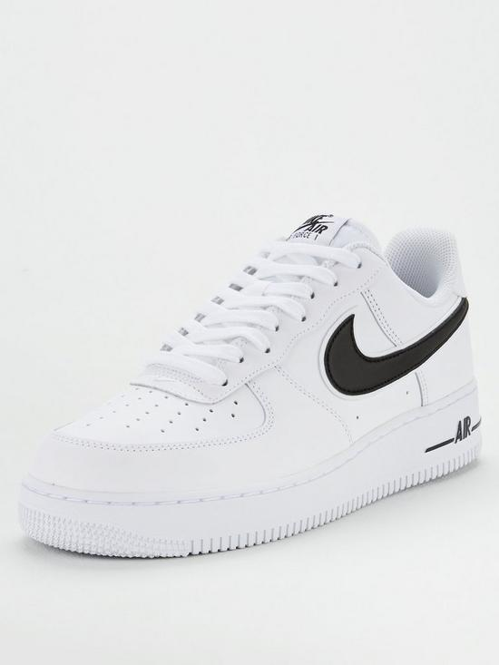 24d6187884a Nike Air Force 1  07 3 Trainers - White