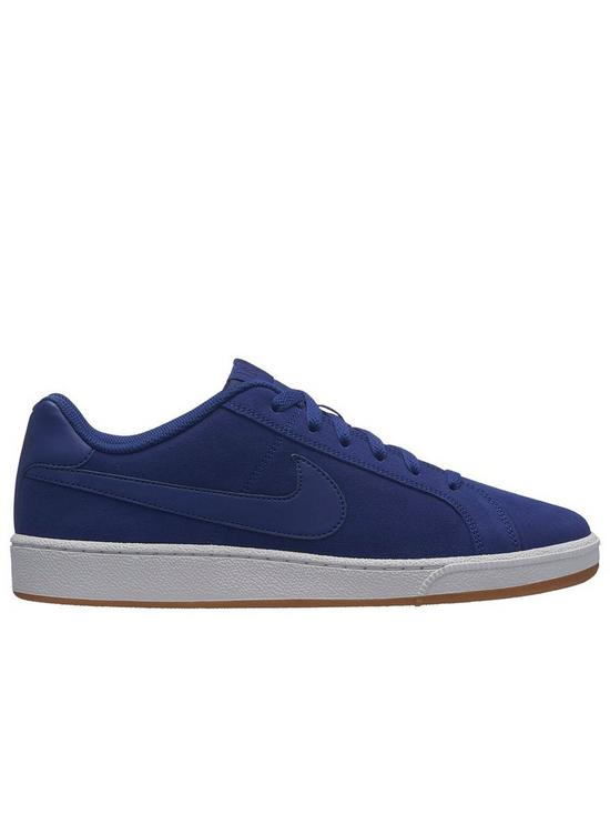 9ac1c05e33c5 Nike Court Royale Suede - Blue