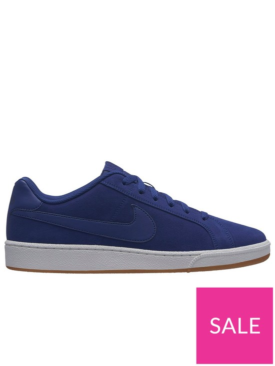 764f2ada10 Nike Court Royale Suede - Blue | very.co.uk