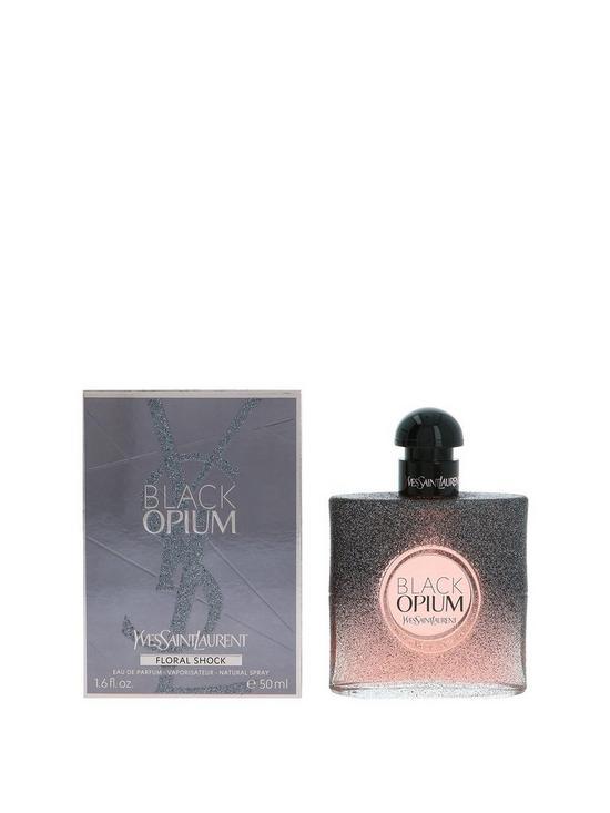 Ysl Ysl Black Opium Floral Shock 50ml Eau De Parfum Verycouk