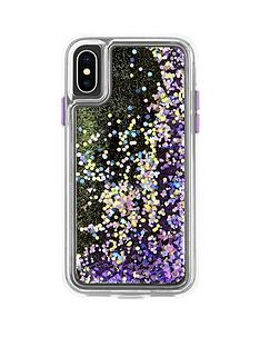 casemate-waterfall-snow-globe-effect-protective-case-in-purple-glow-iphone-xs-max