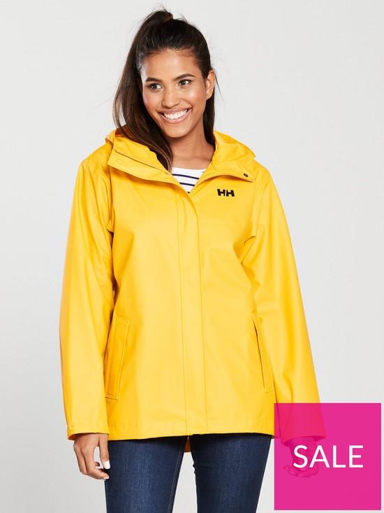 5d27f647 Helly Hansen Moss Jacket - Yellow   very.co.uk