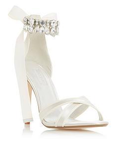 5bd0ef0e31806 4 Inch | Bridal | Heels | Shoes & boots | Women | www.very.co.uk