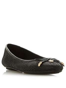 dune-london-harpssnbsplayered-bow-leather-ballerina-shoes-black