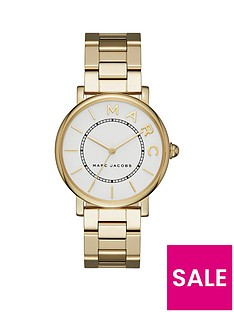 marc-jacobs-marc-jacobs-classic-white-and-gold-dial-gold-stainless-steel-bracelet-ladies-watch