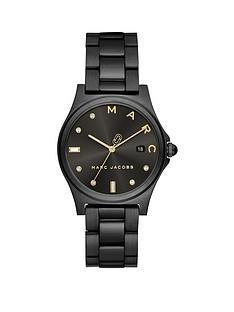 marc-jacobs-marc-jacobs-henry-black-date-dial-black-stainless-steel-bracelet-ladies-watch