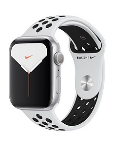 apple-watch-nike-series-5-gps-44mm-silver-aluminium-case-with-pure-platinumblack-nike-sport-band