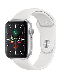 apple-watch-series-5-gpsnbsp44mm-silver-aluminium-case-with-white-sport-band