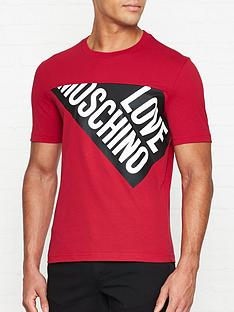 love-moschino-cut-off-flag-moschino-print-t-shirt-red