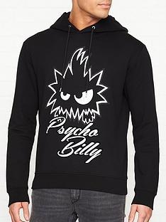 mcq-alexander-mcqueen-psycho-billy-hoodie-black