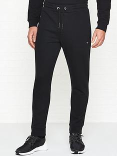 mcq-alexander-mcqueen-swallow-logo-sweatpants-black