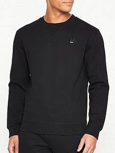 mcq-alexander-mcqueen-swallow-logo-sweatshirt-black