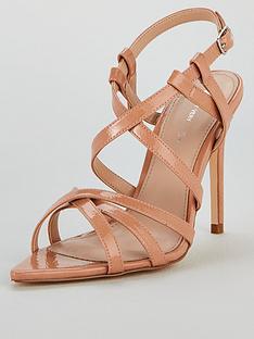 v-by-very-bounty-point-toe-heeled-strappy-sandal-nude