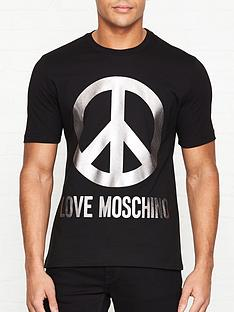 love-moschino-metallic-peace-sign-t-shirt-black