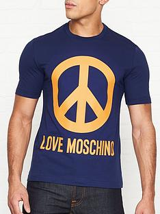 love-moschino-peace-sign-print-t-shirt-blue