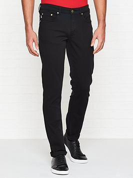 love-moschino-peace-logo-slim-fit-jeansnbsp--black