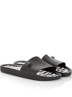 vivienne-westwood-for-melissa-mens-orb-slides-black