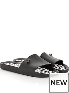 vivienne-westwood-for-melissa-mens-orb-slides-black