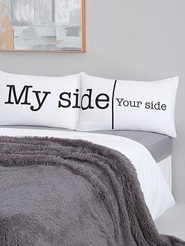 novelty-pillowcase-pair--nbspmy-sideyour-side