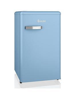 swan-sr11035-50cm-retro-under-counter-fridge-blue