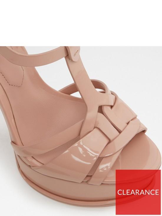 d45e58bd0dd ... Aldo Chelly Heeled Sandal - Light Pink. View larger