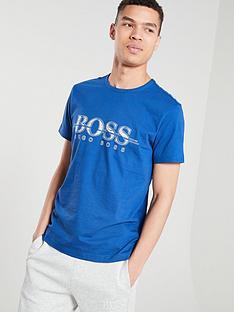 eaf7fd1ef BOSS Athleisure Chest Logo T-Shirt - Cobalt Blue