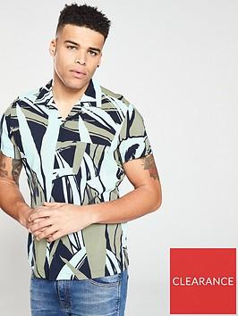 boss-casual-short-sleeve-abstract-print-shirt-multi-coloured