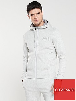 boss-athleisure-zip-throughnbsphoodie-light-grey