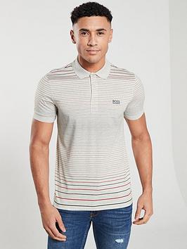 boss-stripe-polo-shirt-rednavygrey