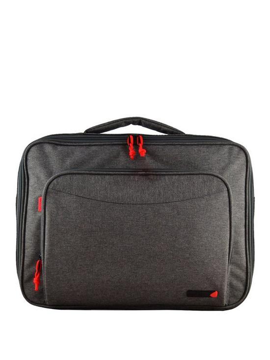 30b58f8a6460 Tech Air 15.6 inch Laptop bag (Grey) | very.co.uk